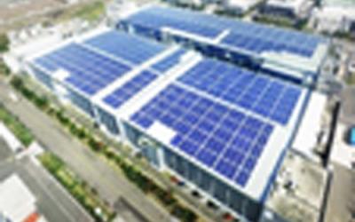 Industrial Rooftop Solar Solution
